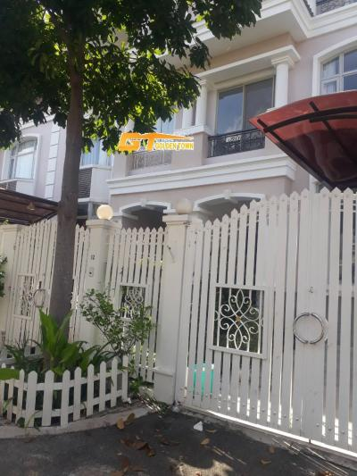 Nam Vien Villas for rent.